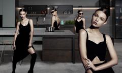 Tel Aviv kitchen commercial shoot image